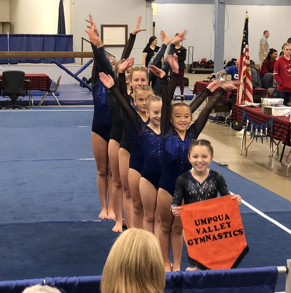 181103 UV Gymnastics Harvest Invitational 2