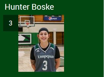191129 Hunter Boske UCC womens basketball