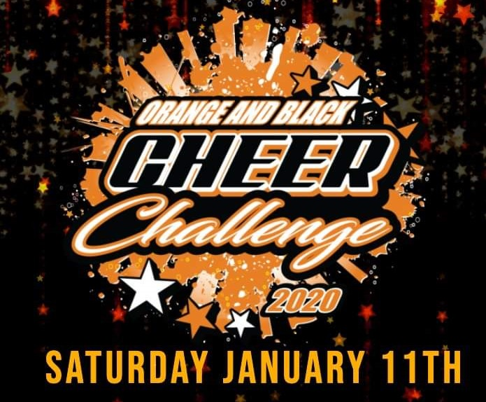 191214 Orange and Black Cheer Challenge2