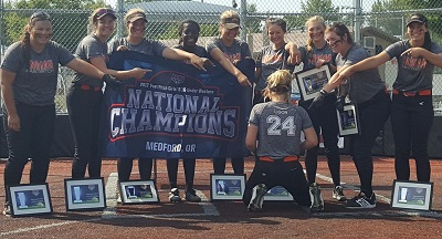 170806 Indian Fastpitch Western Nationals champs