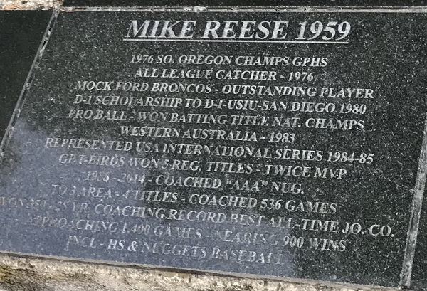 181125 Grants Pass Nuggets Legion head coach Mike Reese retires 2