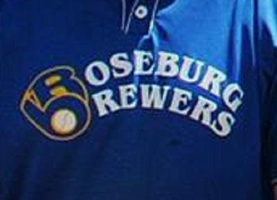 Brewers jersey