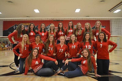 171029 Days Creek vb team photo