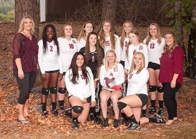 171029 North Douglas vb team photo